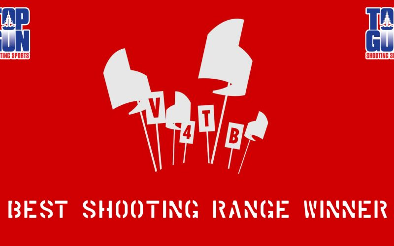 We're the 2020 Winner for Best Shooting Range by Click On Detroit!
